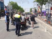 Zabıta Ekipleri İstanbul Caddesinde Denetimler Sıklaştırıldı