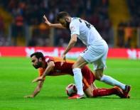 SELÇUK İNAN - Ziraat Türkiye Kupası Açıklaması Galatasaray Açıklaması 0 - Akhisarspor Açıklaması 2 (İlk Yarı)