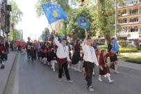DOĞAL YAŞAM ALANI - 41 Ülkeden 1000 Çocuk, 23 Nisan Coşkusu İçin Kocaeli'de Bir Araya Geldi