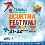 6'Ncı Uluslararası Uçurtma Festivali Başlıyor