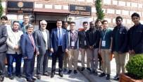 NAZIF YıLMAZ - 7 Bölgeden 7 Kıt'aya Öğrenciler Osmangazi'de Buluştu