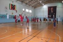 Ağrı'da KYK Voleybol Ve Basketbol Turnuvası Türkiye Grup Eleme Maçları Yapıldı