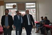 Ağrı'nın Patnos İlçesinde STK Temsilcileri Ve Daire Amirleri İstişare Toplantısı Yapıldı