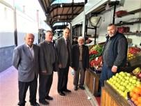 Akçaabat'ta Meyve Ve Sebzeciler Pazarı Modern Yüzüne Kavuştu