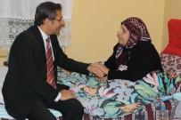 Akdeniz Belediyesi, Evde Bakım Hizmetlerine Devam Ediyor