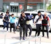 Alanya'da Uyuşturucu Operasyonu Açıklaması 3 Gözaltı