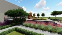 TAFLAN - Aliağa Belediyesinden Yemyeşil Bir Park Daha