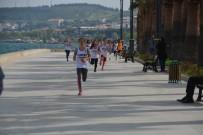 MUSTAFA AVCı - Aliağa'da 23 Nisan Koşusu'nda Kıyasıya Mücadele