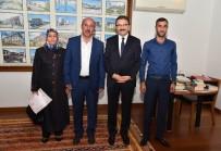 ŞEHİT BABASI - Altındağ Belediyesi'nden Şehit Ailelerine Büyük Destek