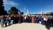 YAHYA ÇAVUŞ - Altındağlılar Akın Akın Bursa Ve Çanakkale Yolunda