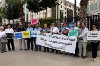 İSTİNAF MAHKEMESİ - Antalya'da ASDER Üyelerinden 28 Şubat Kararına Tepki
