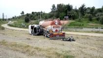 Antalya'da Öğrenci Servisi İle Tanker Çarpıştı Açıklaması 15 Yaralı