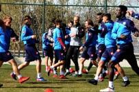 FINAL HAFTASı - B.B. Erzurumspor, Adana Demirspor Maçı Hazırlıklarına Sürdürüyor