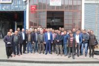Balta, Küçük Sanayi Sitesi Esnafıyla Kahvaltıda Buluştu
