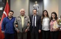 REHABİLİTASYON MERKEZİ - Başkan Ataç'a Ziyaretler Devam Ediyor