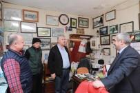 KÖRFEZ - Başkan Baran, Vatandaşlarla Bir Araya Geldi