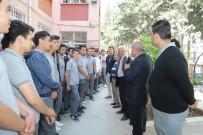 Başkan Kara'dan İmam Hatipli Öğrencilere Sınav Motivesi