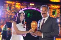 Başkan Tuna'ya 'Altınçağ' Ödülü