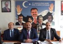 SURİYE - BBP İl Başkanı Bulut, 'Seçim Kampanyalarında Sevgi Ve Hoşgörü Hakim Olsun'