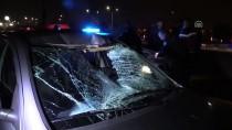 İSTANBUL YOLU - Bursa'da Otomobil Yayaya Çarptı Açıklaması 1 Ölü