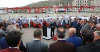YANGINA MÜDAHALE - Büyükşehir'den Kırsala 50 Su Tankı