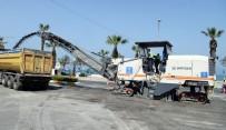 ÖZLEM ÇERÇIOĞLU - Büyükşehir Kuşadası'nın Çehresini Değiştiriyor