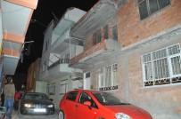 Çatıdan Düşen Kadın Ağır Yaralandı
