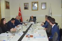 DAKA Yönetim Kurulu Bitlis'te Toplandı