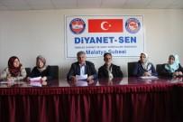 İSTİNAF MAHKEMESİ - Diyanet-Sen'den 28 Şubat Açıklaması