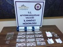 Durdurulan Araçta Çok Miktarda Uyuşturucu Madde Ele Geçirildi