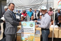 Elazığ'da 400 Organik Kovan Dağıtıldı