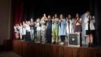 ESOGÜ Tiyatro Topluluğu'nden Lösemili Çocuklar Yararına Tiyatro Gösterisi