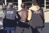 SALDIRI HAZIRLIĞI - Eylem Hazırlığındaki 3 Şüpheli Polis Yelekleriyle Yakalandı