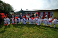 EĞİTİM DÖNEMİ - Foça Belediyesi Çocuk Evi'nde 23 Nisan Coşkusu