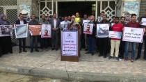 ASKERİ HAKİM - Gazze'de Filistinli Tutuklu Gazetecilere Destek Gösterisi