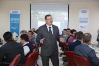 LÜTFI EFIL - Genel Sekreter Bayram, 'Muhtarlarımızın Yanındayız'