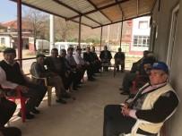 Gıda Tarım Ve Hayvancılık İl Müdürü Tuğrul'dan Şarkikaraağaç'a Potansiyel Artırma Ziyareti