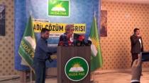 HÜDA PAR Genel Başkanı Yapıcıoğlu Açıklaması