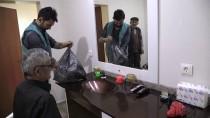 AHMET ÇAKıR - Huzurevi Sakinlerinin 'Gönüllü' Berberi