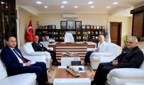 İl Milli Eğitim Müdüründen Başkan Dişli'ye Ziyaret