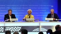 CHRISTINE LAGARDE - IMF Başkanı Lagarde'dan 'Ticaret Çatışmaları' Uyarısı