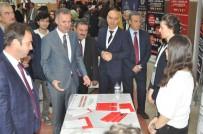 İnegöl'de 'Üniversite Ve Meslek Tanıtım Fuarı' Açıldı