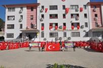 Isparta'dan Şanlıurfa'ya 200 Türk Bayrağı