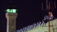 İsrail'den Büyük Skandal Açıklaması Camiye...