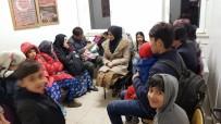 Kaçak Göçmenleri İstanbul Diye Van'a Bıraktılar