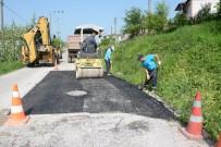 ALT YAPI ÇALIŞMASI - Kartepe'de Asfalt Çalışmaları Devam Ediyor