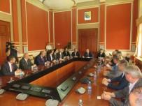 SARAYBOSNA - Kayseri OSB Bosna-Hersek'e Açılıyor