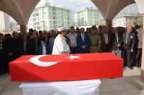 Kıbrıs Gazisi Ebediyete Uğurlandı