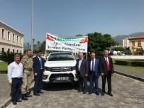 AHMET ÖZKAN - Kızılcahamam'dan Afrin Harekatına Araç Desteği