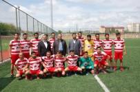 Kocaköy Gençlikspor'a Kaymakam'dan Destek